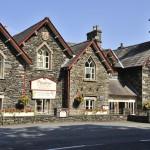 Exterior of Craig Manor