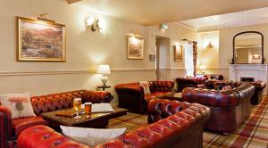 The Craig Manor lounge