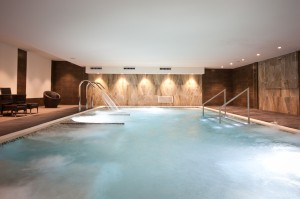 Thermal Pool at the Daffodil Hotel and Spa – Lake District