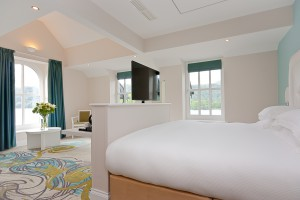 Typical Junior Suite Bedroom