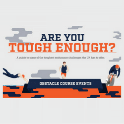 Obstacle Course Events: Are You Tough Enough?