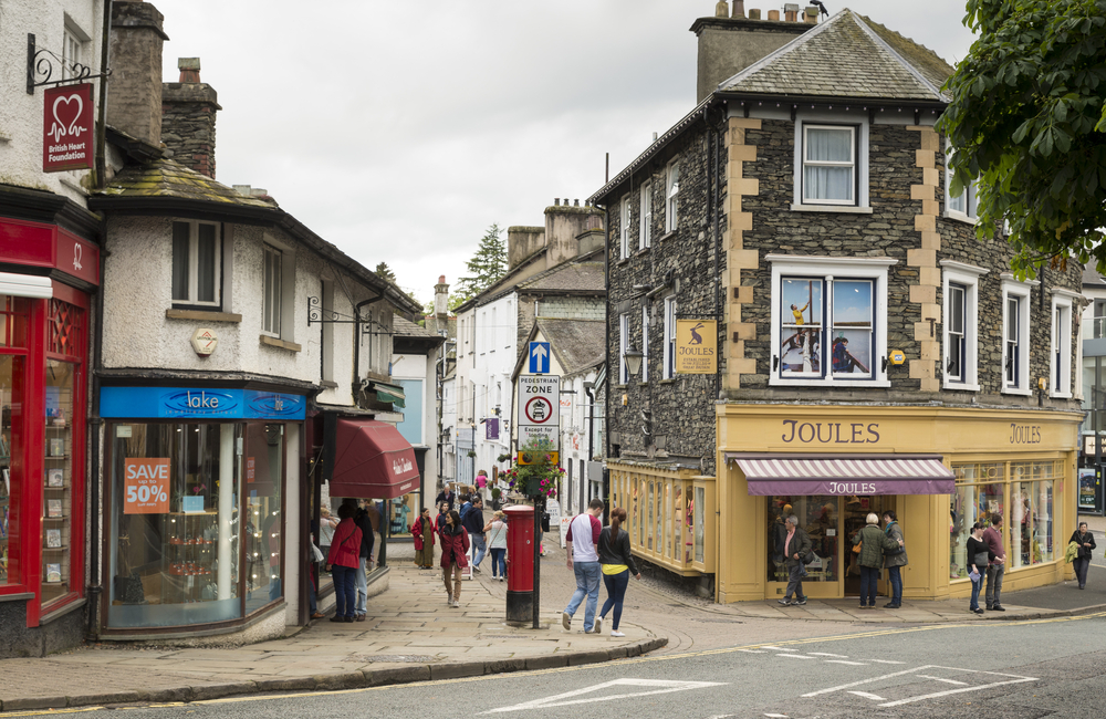 bowness town centre