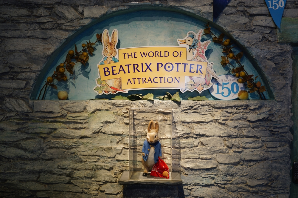 beatrix potter world
